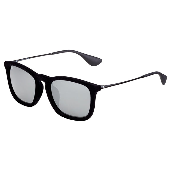 Ray-Ban RB4187F Flock Black Sunglasses