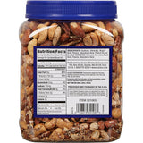 2 Pack Kirkland Signature Extra Fancy Mixed Nuts, 40 oz. Each