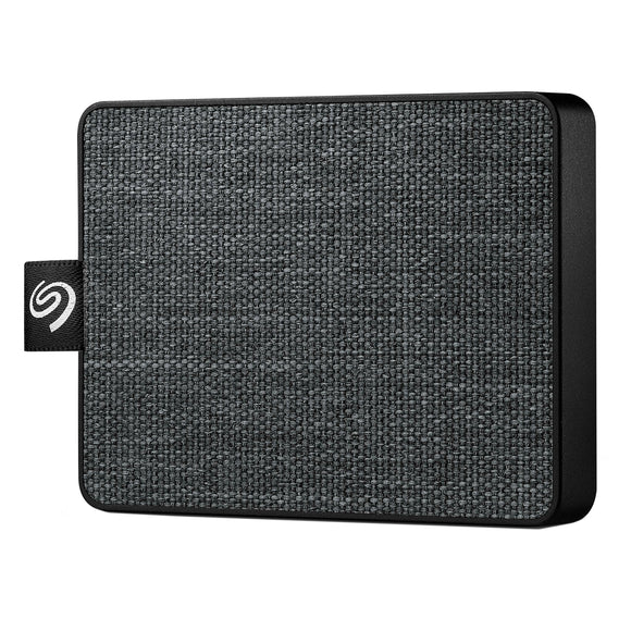 Seagate Backup Plus One Touch SSD 1TB External Solid State Drive