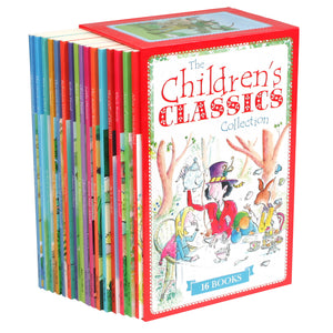 The Children's Classics Collection: 16 Book Box Set