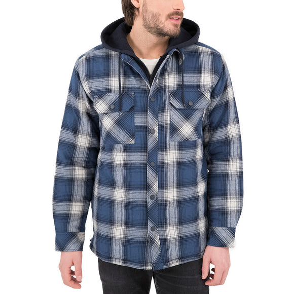 Boston Traders Men's Shirt Jacket