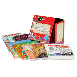 The HarperCollins Classic Library: 8 Board Book Box Set