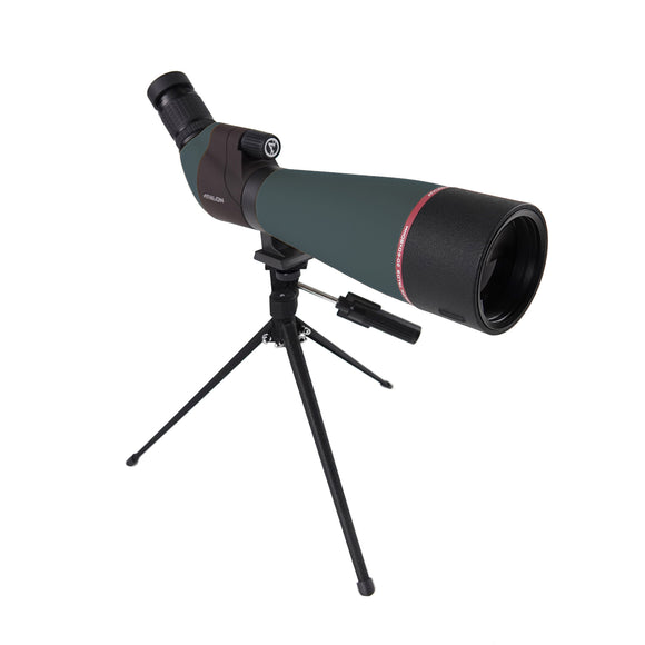 Athlon Talos 20-60X80 Spotting Scope Bundle