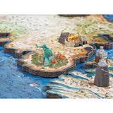 Game of Thrones Westeros & Essos 4D Puzzle