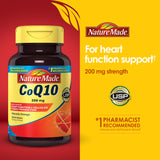Nature Made CoQ10 200 mg., 140 Softgels