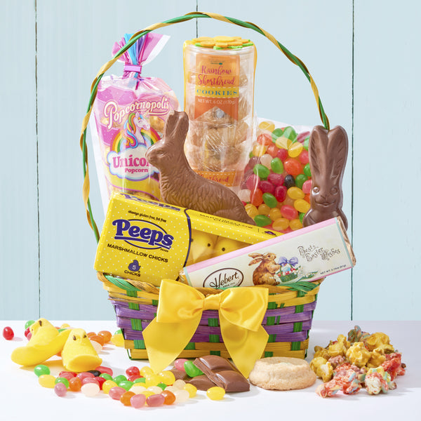 Some Bunny Loves you Easter Basket of Treats