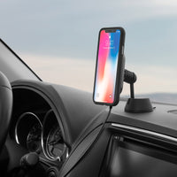 Ubio Labs 10W Qi Wireless Charging Car Mount 2-pack