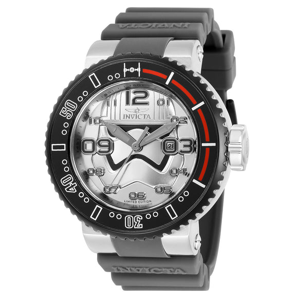 Invicta Star Wars Limited Edition Storm Trooper Men's Watch