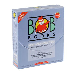Bob Books: Sight Words Collection Kindergarten and First Grade