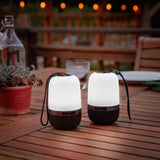 Ubio Labs Rechargeable Outdoor Portable Lantern, 2-pack