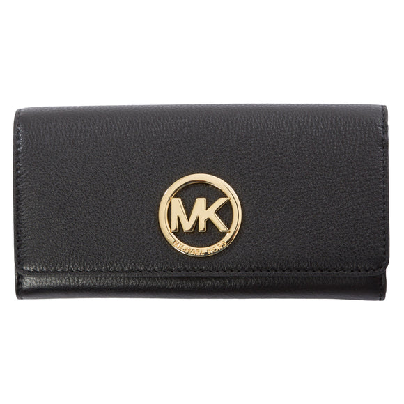 Michael Kors Carryall Wallet, Black