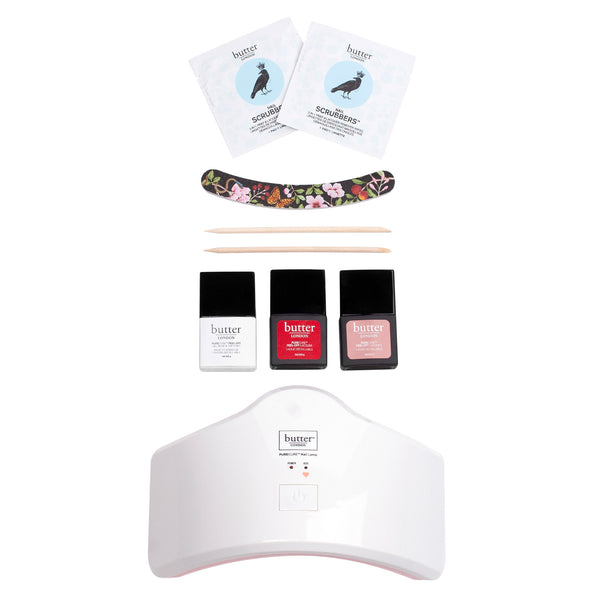 butter LONDON PURECURE Manicure System Starter Kit
