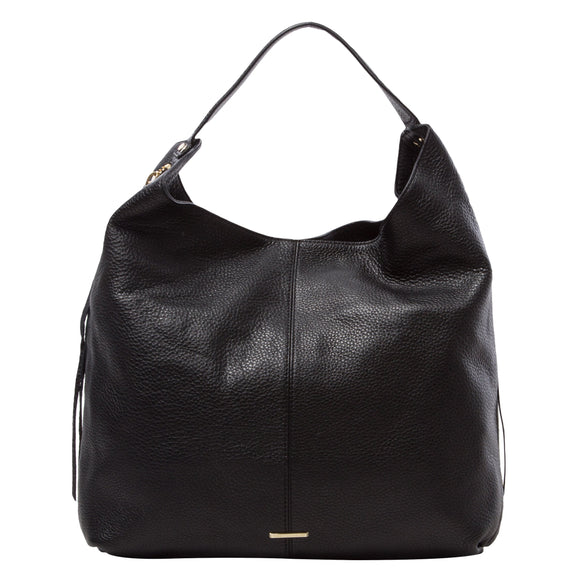 Rebecca Minkoff Bryn Double Zip Hobo, Black