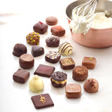 Deavas WOW Fresh Cream Belgian Chocolate Assortment 2.2 lbs