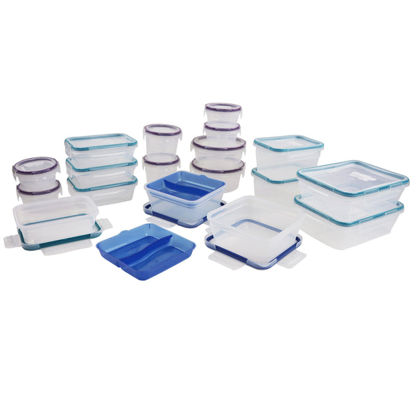 Snapware Total Solutions 38-piece Plastic Food Storage Set
