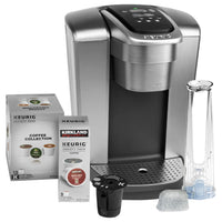Keurig K-Elite C Single Serve Coffee Maker, 15 K-Cup Pods and My K-Cup Reusable Coffee Filter