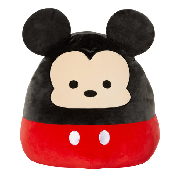 "Squishmallows 20"" Disney Mickey Mouse Plush"