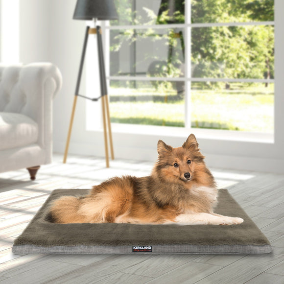 Kirkland Signature Multipurpose Pet Mat Tan Textured