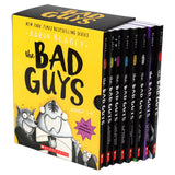 The Bad Guys: 8 Book Box Set by Aaron Blabey