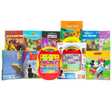 Disney My First Smart Pad Library: Activity Pad and 8 Book Set