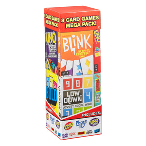 Mattel Mega Card Game Pack