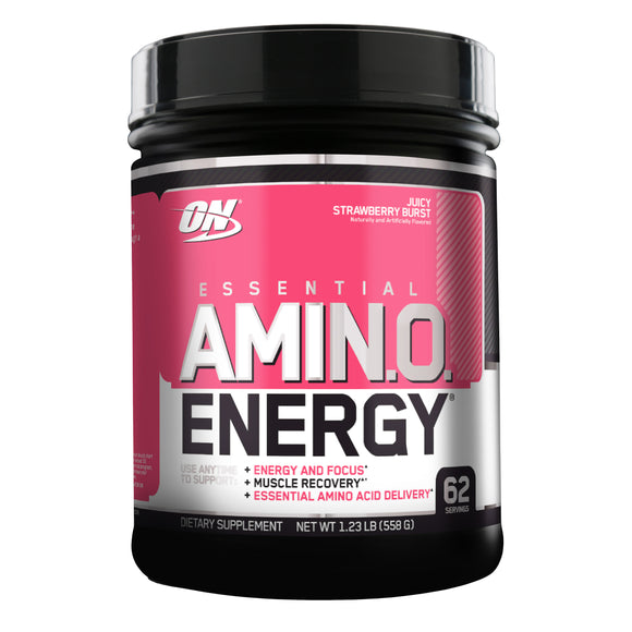 Optimum Nutrition Essential Amino Energy, 62 Servings