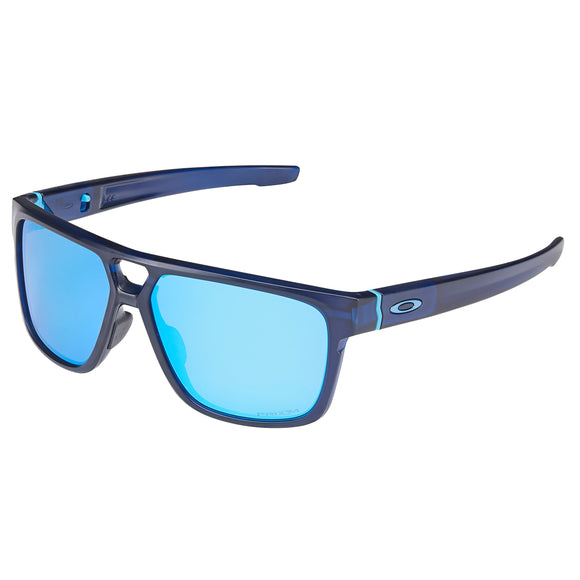 Oakley Crossrange Prizm 9391 Matte Translucent Blue Sunglasses
