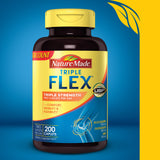 Nature Made TripleFlex Triple Strength + D3, 200 Caplets