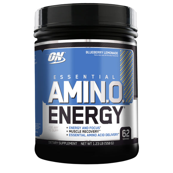 Optimum Nutrition Amino Energy, 62 Servings