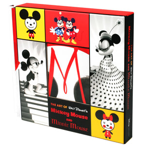 The Art of Walt Disney's Mickey Mouse and Minnie Mouse