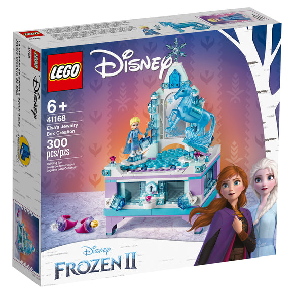 LEGO Friends Elsa's Jewelry Box Creation