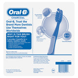 Oral-B Charcoal Whitening Therapy Toothbrush 6-pack