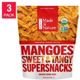 Made in Nature Organic Mango 28 oz, 3-pack - FREE SHIPPING