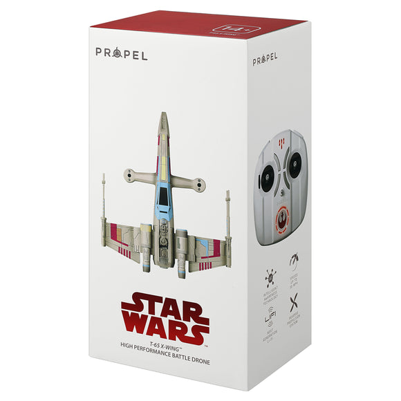 Star Wars T-65X-Wing - High Performance Battling Drone
