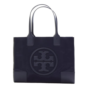 Tory Burch Ella Mini Tote, Tory Navy