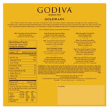 GODIVA Assorted Variety Chocolates 2-count