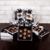 Sanders Milk Chocolate Pecan Caramel Cluster 3.5 oz 6-count