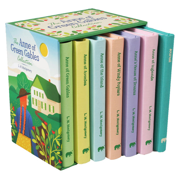 The Anne of Green Gables Collection: 7 Book Box Set