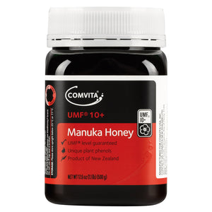Comvita UMF 10+ Manuka Honey, 17.6 oz.