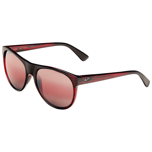 Maui Jim Rising Sun R731-07C Burgundy Polarized Sunglasses