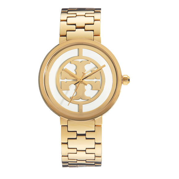 Tory Burch Gold-tone Stainless Steel Ladies Watch