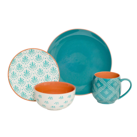 Sofia 16-piece Dinnerware Set