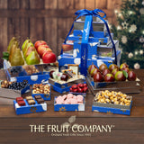 The Fruit Company Festive 9-box Tower