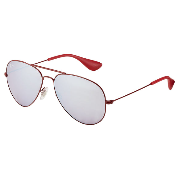 Ray-Ban RB3558 Burgundy Sunglasses