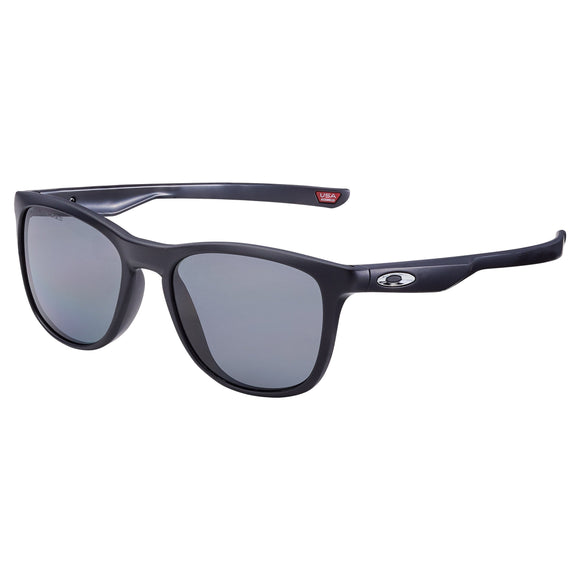 Oakley OO9340 Trillbe X Matte Black Polarized Sunglasses