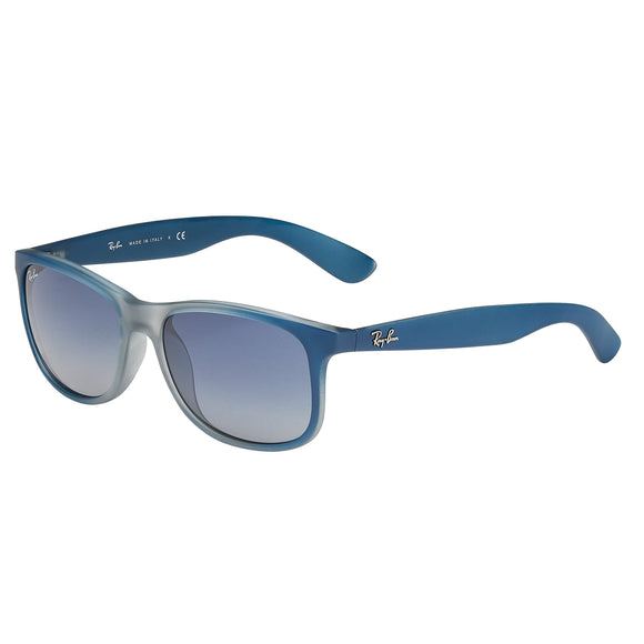 Ray-Ban RB4202 Gradient Blue Sunglasses