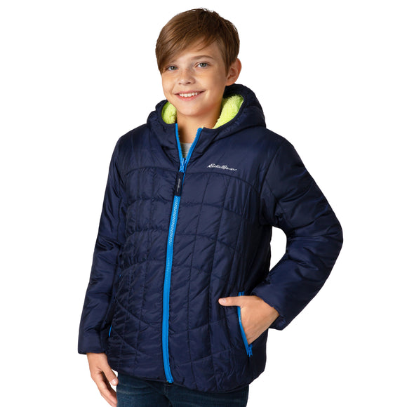 Eddie Bauer Youth Reversible Jacket