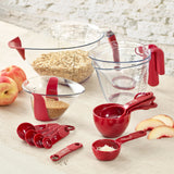KitchenAid 6-piece Measuring Jug and Spoon Set