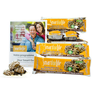 Smart For Life 14-day Chocolate Chip Smart Cookie Squares