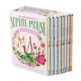 The Adventures of Sophie Mouse: 8 Book Box Set